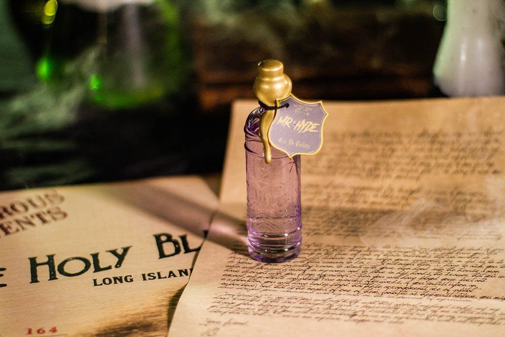 The Holy Black - Jeckyll and Hyde (Mr. Hyde) - Eau de Toilette image