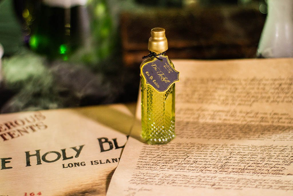 The Holy Black - Jeckyll and Hyde (Dr. Jeckyll) - Eau de Toilette image