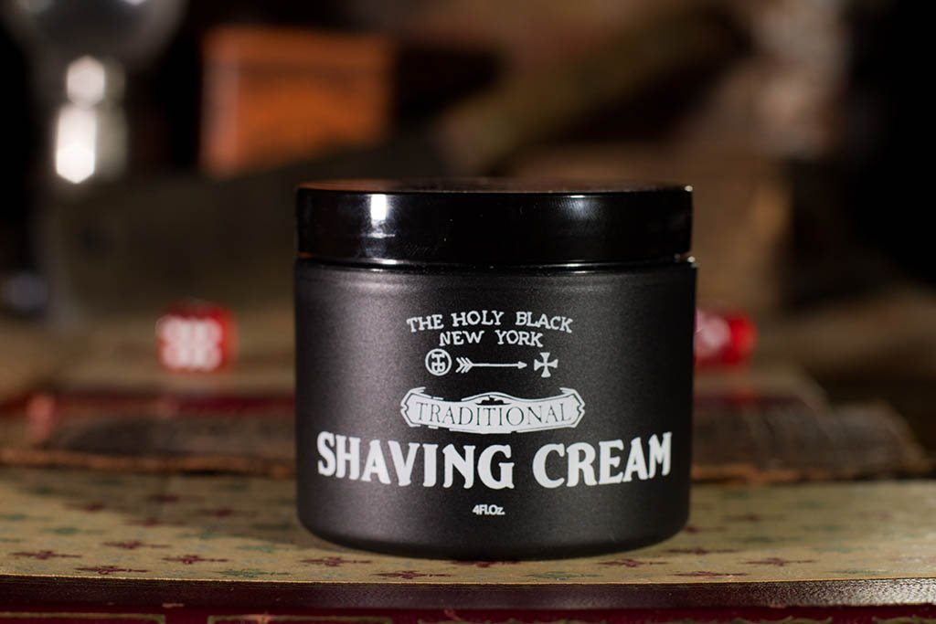 The Holy Black - Gunpowder Spice - Cream image