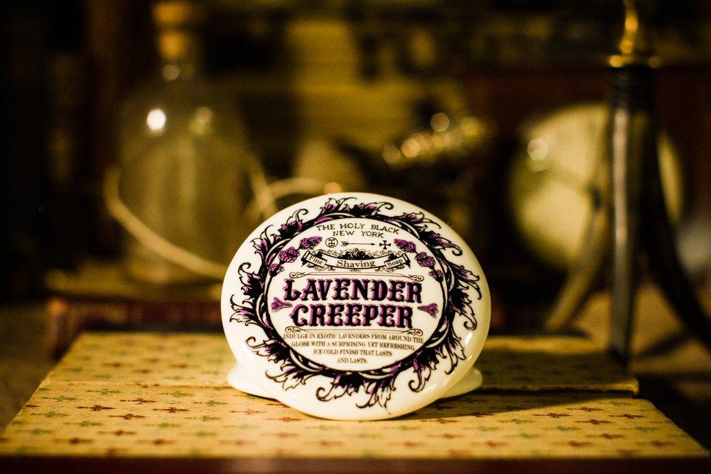 The Holy Black - Lavender Creeper - Soap (LE) image