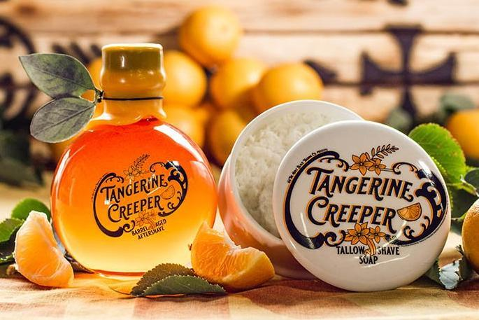 The Holy Black - Tangerine Creeper - Aftershave image