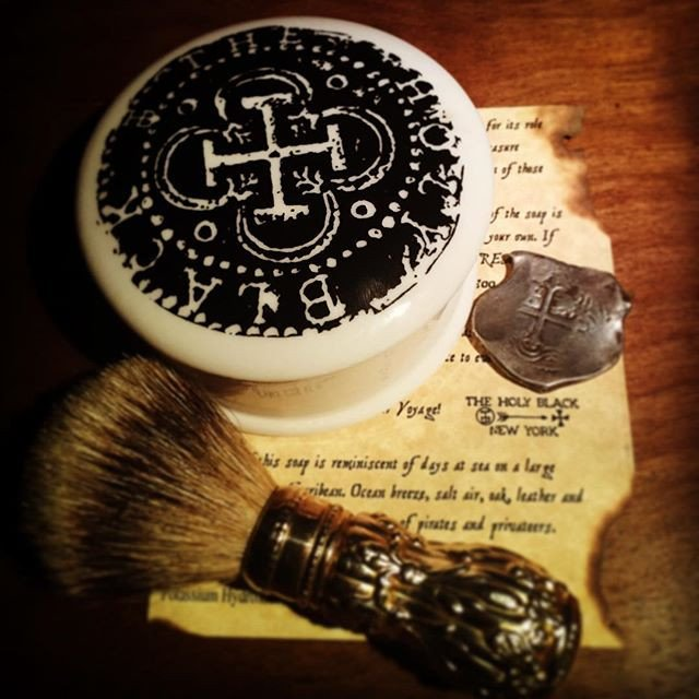 The Holy Black - The Galleon - Soap (LE) image