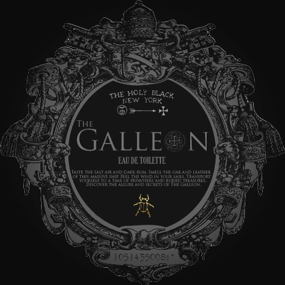 The Holy Black - The Galleon - Eau de Toilette image