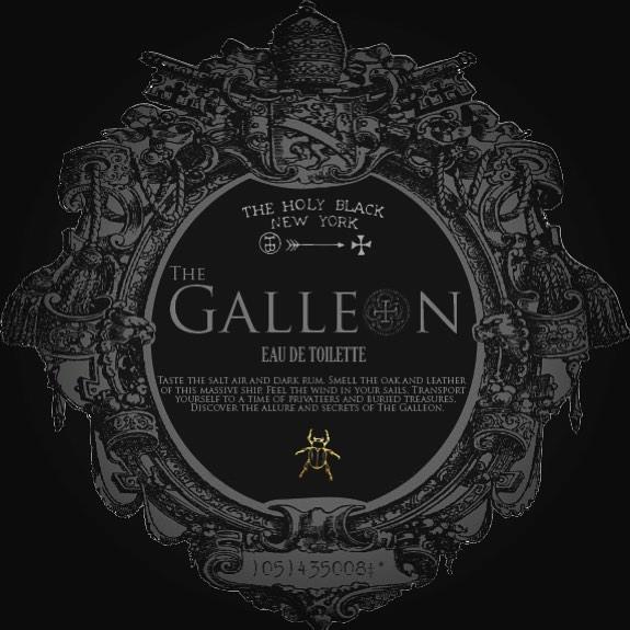 The Holy Black - The Galleon - Eau de Toilette image
