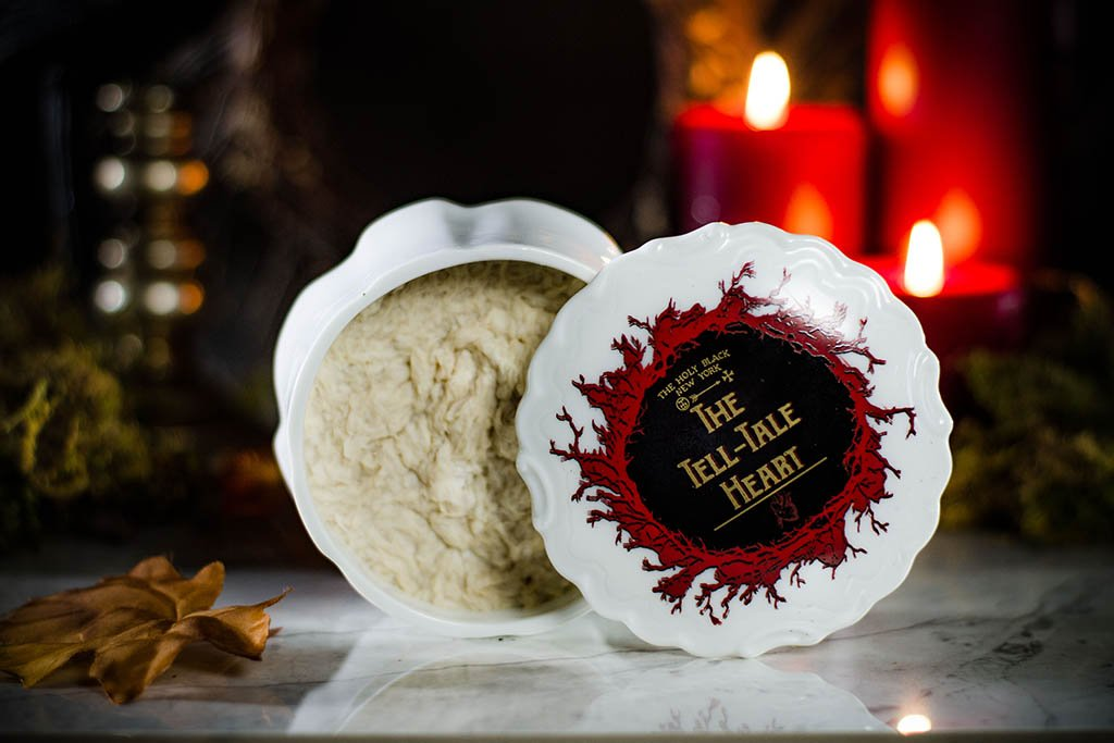 The Holy Black - The Tell Tale Heart - Soap (LE) image