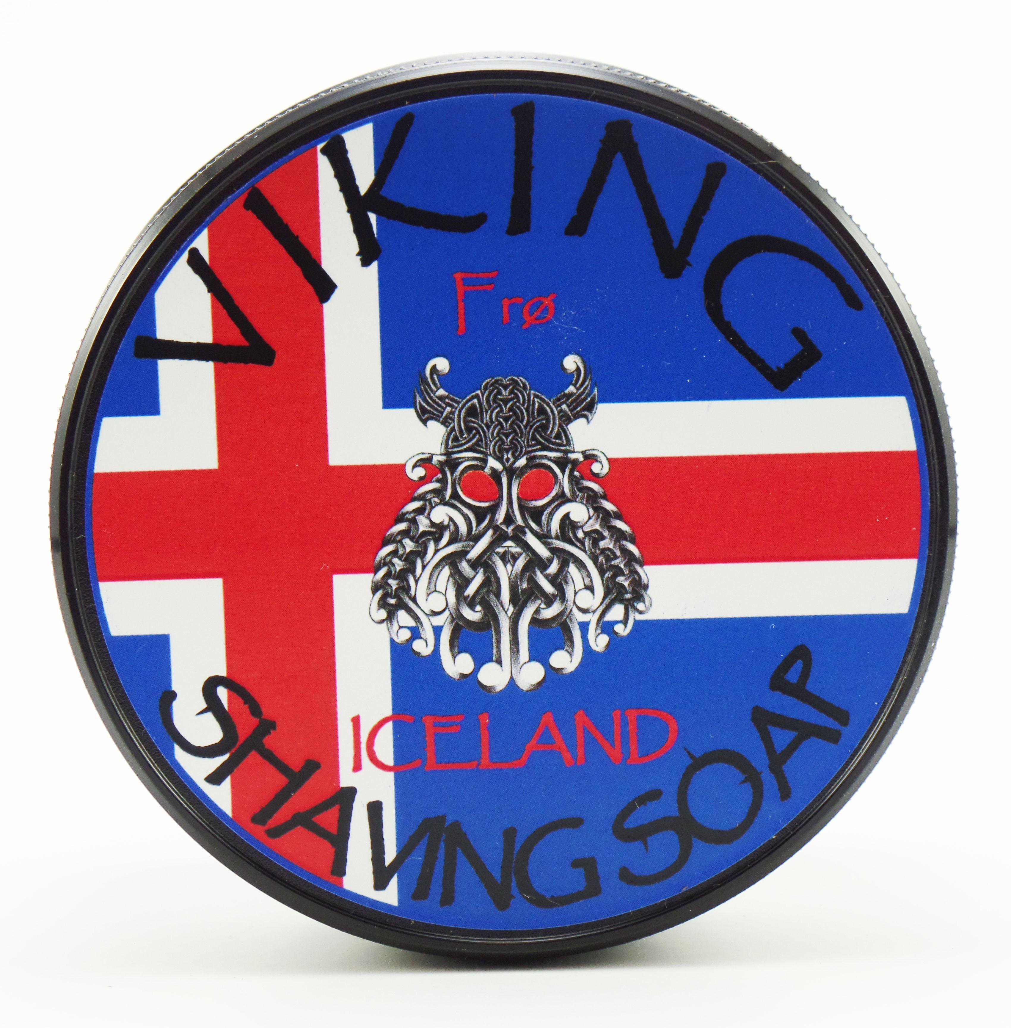 Viking Shaving Soap - Iceland - Soap (Vegan) image