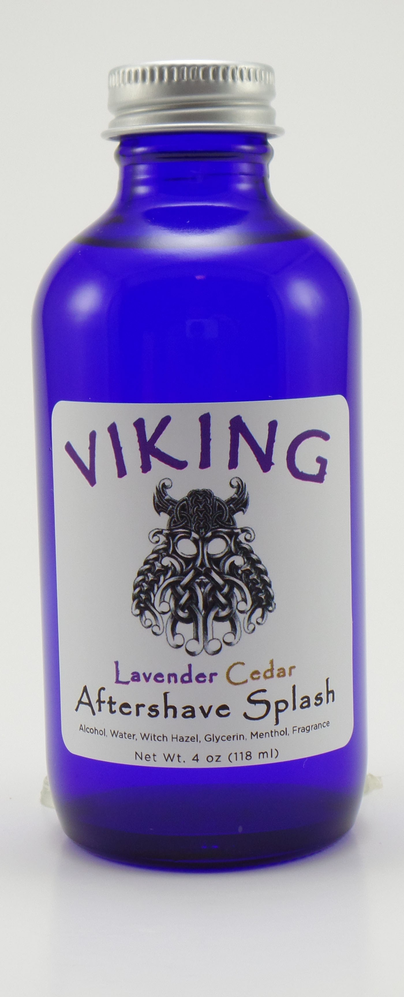 Viking Shaving Soap - Lavender Cedar - Aftershave image