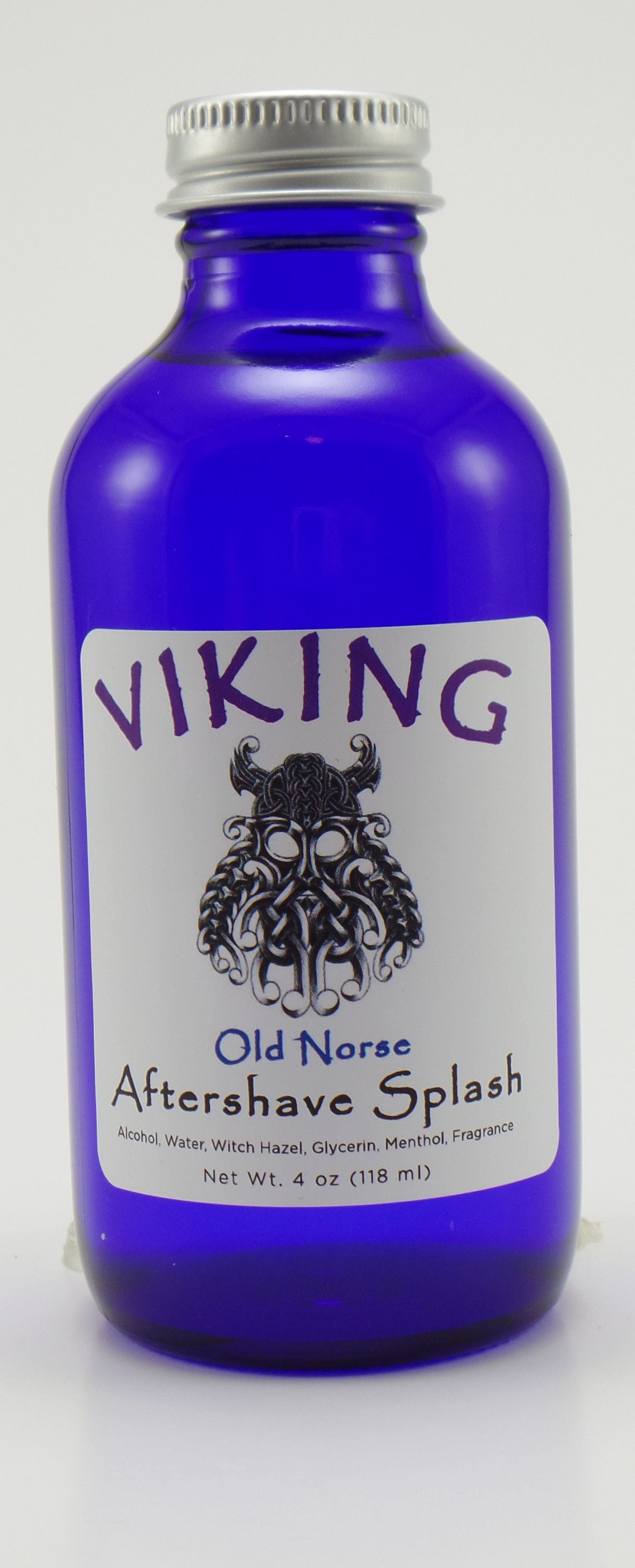 Viking Shaving Soap - Old Norse - Aftershave image