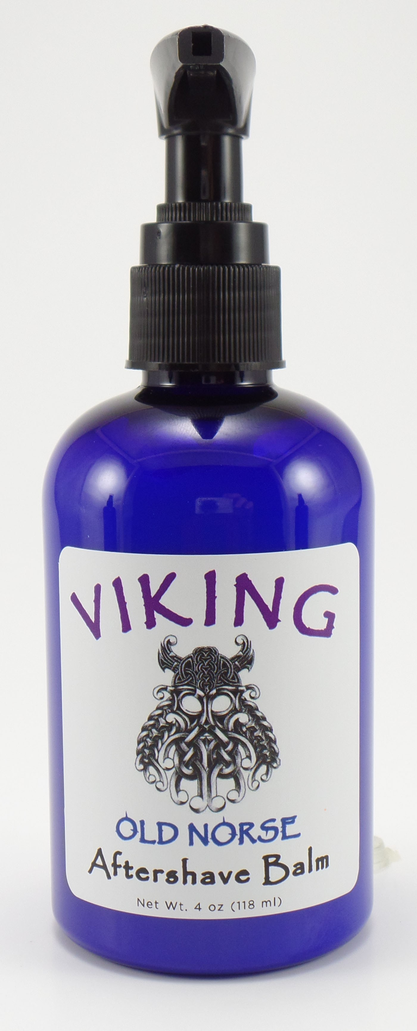 Viking Shaving Soap - Old Norse - Balm image