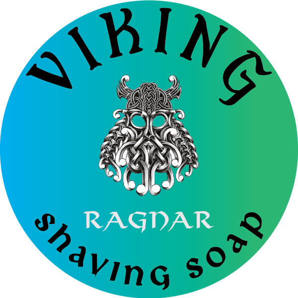 Viking Shaving Soap - Ragnar - Soap image