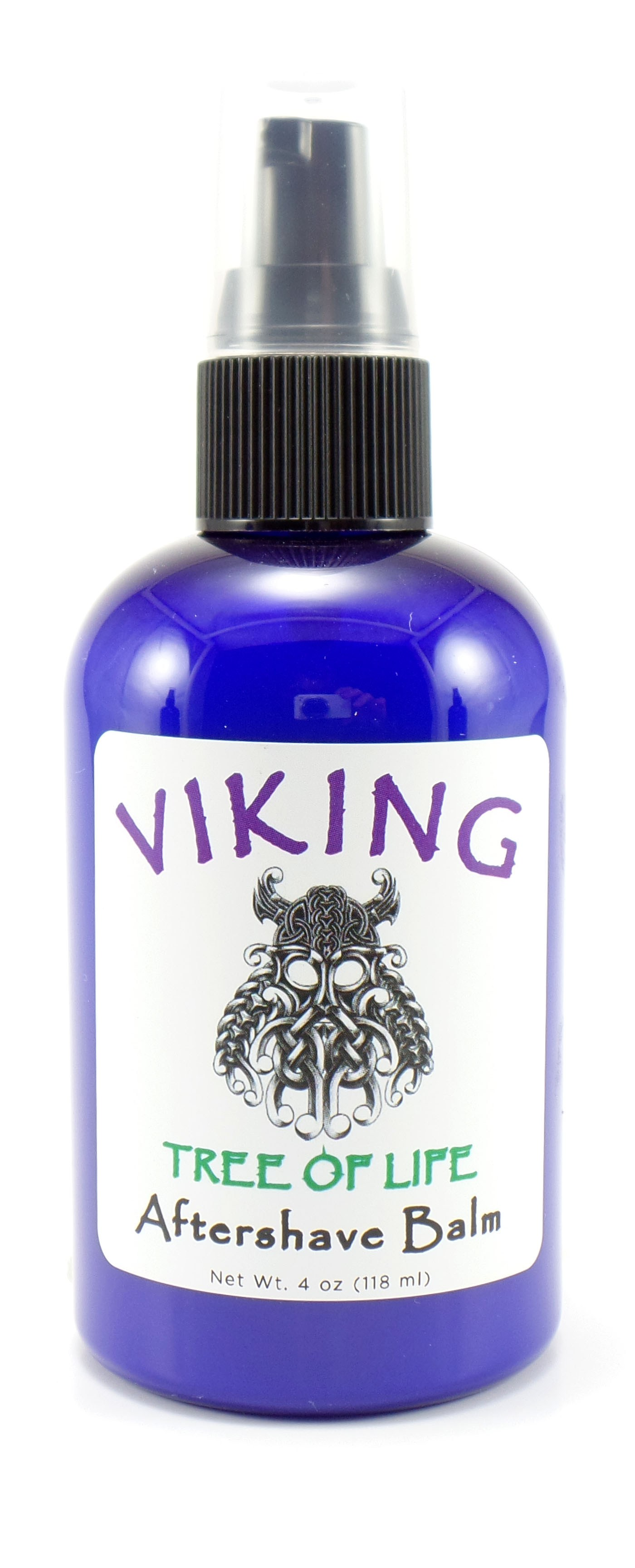 Viking Shaving Soap - Tree of Life - Balm image
