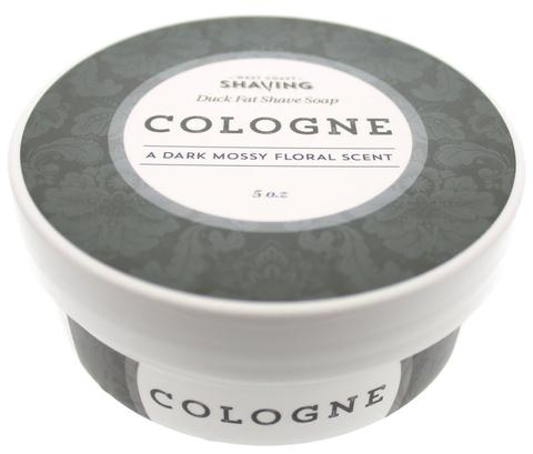 West Coast Shaving/Oleo Soapworks - Cologne - Soap image