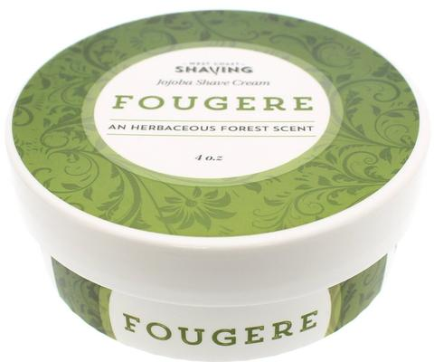 West Coast Shaving/Catie's Bubbles - Fougere - Cream image