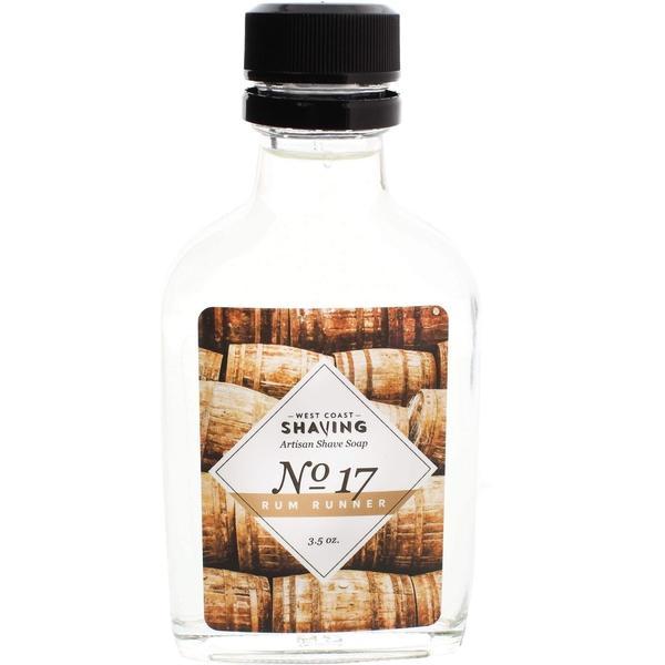 West Coast Shaving - #17 Rum Runner - Aftershave image