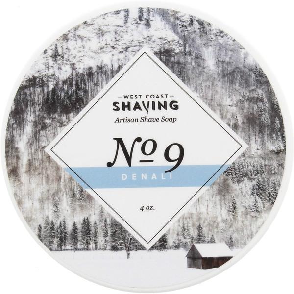 West Coast Shaving - #9 Denali - Soap (Vegan) image