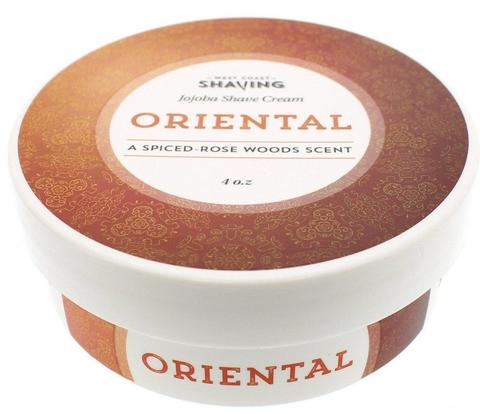 West Coast Shaving/Catie's Bubbles - Oriental - Cream image