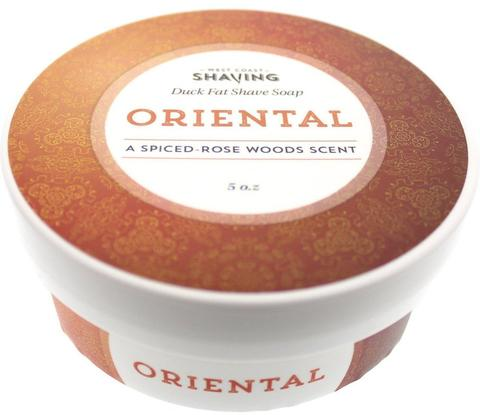 West Coast Shaving/Oleo Soapworks - Oriental - Soap image
