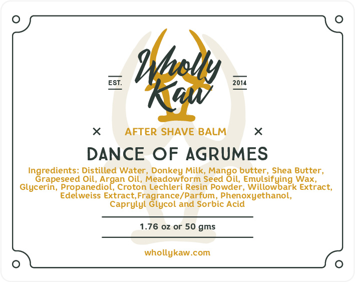 Wholly Kaw - Dance of Agrumes - Balm image