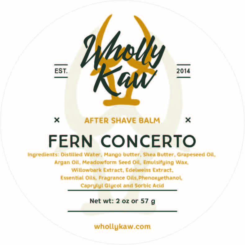 Wholly Kaw - Fern Concerto - Balm image