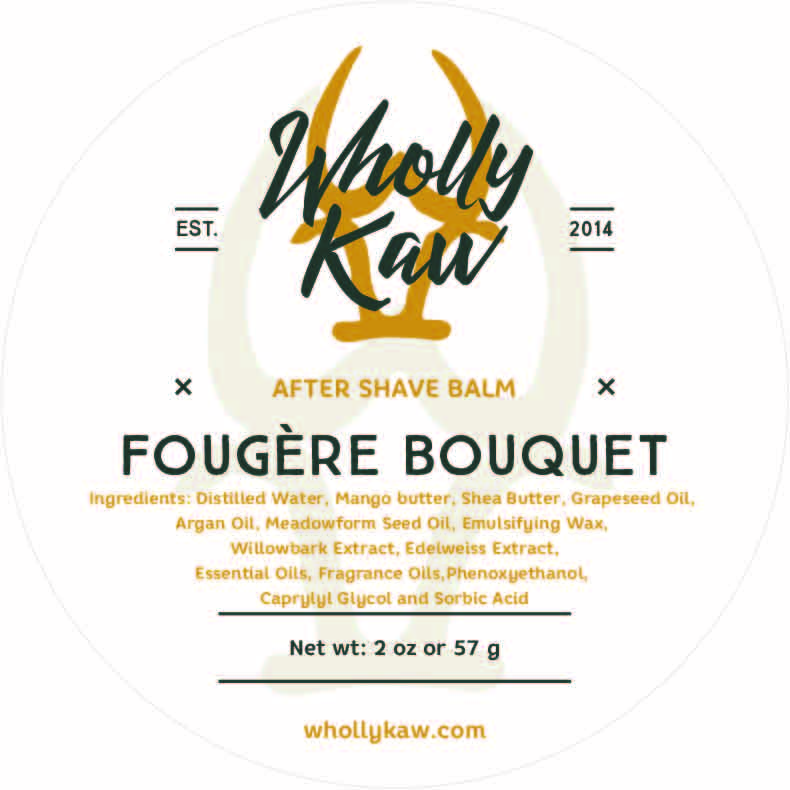Wholly Kaw - Fougère Bouquet - Balm image