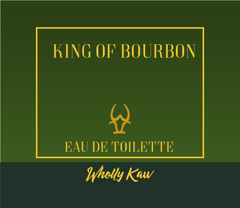 Wholly Kaw - King of Bourbon - Eau de Toilette image