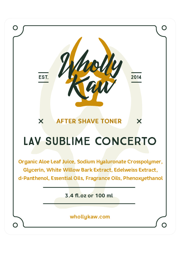 Wholly Kaw - Lav Sublime Concerto - Toner image