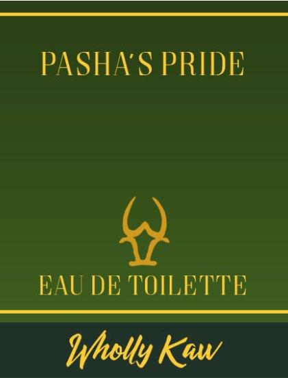 Wholly Kaw - Pasha's Pride - Eau de Toilette image