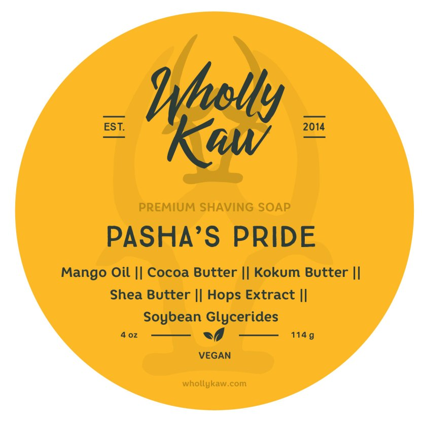 Wholly Kaw - Pasha's Pride - Soap (Vegan) image