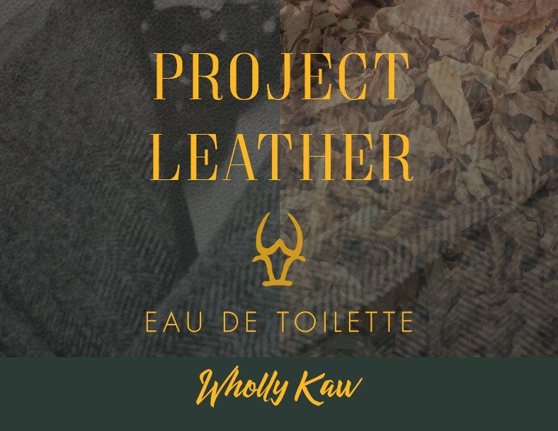 Wholly Kaw - Project Leather - Eau de Toilette image