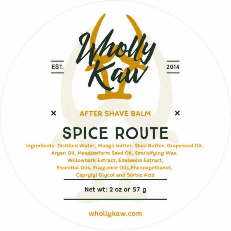 Wholly Kaw - Spice Route - Balm image