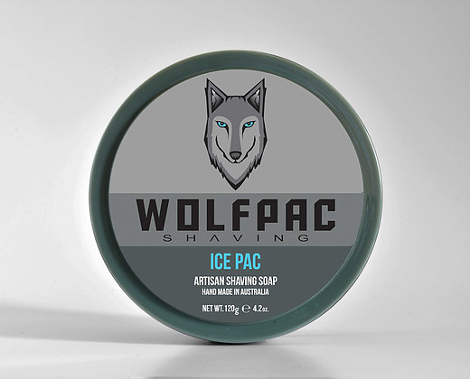 Wolfpac Shaving - Ice Pac - Soap (Vegan) image