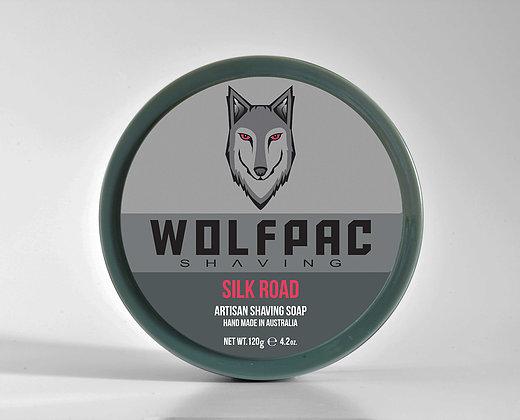 Wolfpac Shaving - Silk Road - Soap (Vegan) image