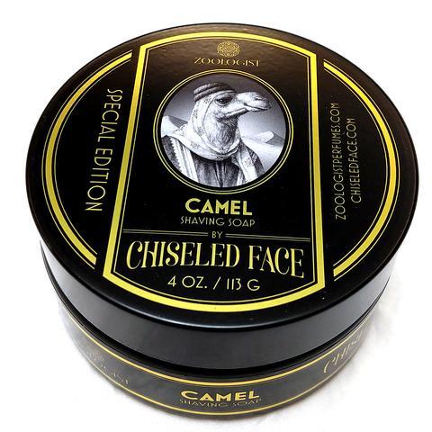 Zoologist Perfumes/Chiseled Face - Camel - Soap image