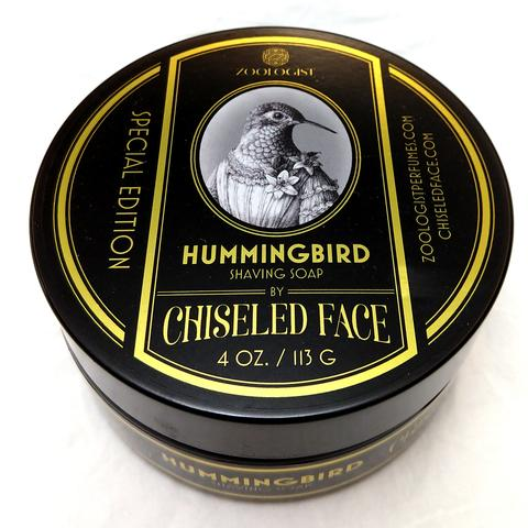 Zoologist Perfumes/Chiseled Face - Hummingbird - Soap image